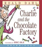 Charlie and the Chocolate Factory audio-cd