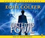 Artemis Fowl audio-cd
