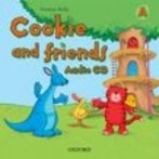 Cookie and Friends A Class audio-cd