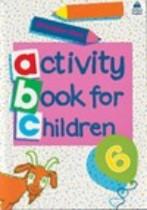 Oxford Activity Book for Children 6