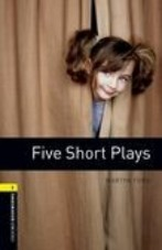 Five Short Plays + audio-cd