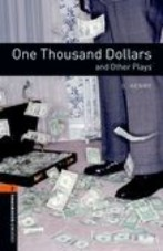 One Thousand Dollars Playscript + audio-cd