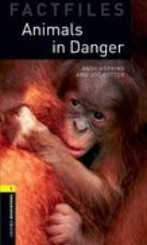 Animals in Danger Factfile + audio-cd