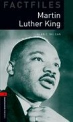Martin Luther King Factfile + audio-cd
