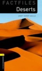 Deserts Factfile + audio-cd