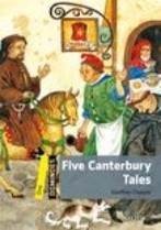 Five Canterbury Tales + audio-cd