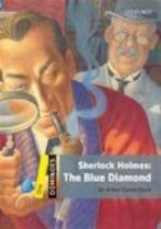 Sherlock Holmes: The Blue Diamond + audio-cd
