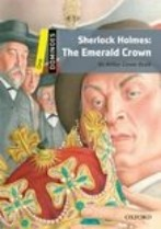 Sherlock Holmes: The Emerald Crown + audio-cd