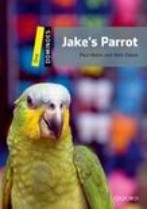 Jake's Parrot + audio-cd