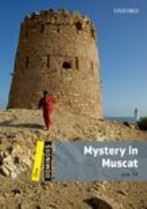 Mystery in Muscat + audio-cd