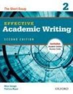 Effective Academic Writing Second Edition 2 Student Book with Online Access Code