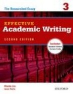 Effective Academic Writing Second Edition 3 Student Book with Online Access Code