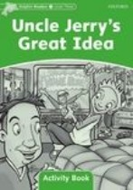 Uncle Jerry's Great Idea Activity Book