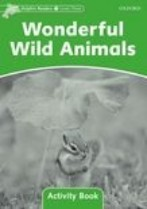 Wonderful Wild Animals Activity Book