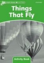 Things That Fly Activity Book