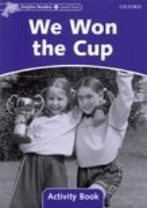 We Won the Cup Activity Book