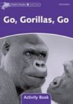 Go, Gorillas, Go Activity Book
