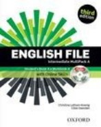 English File Third Edition Intermediate Workbook with Key