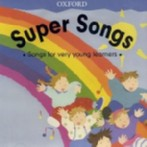 Super Songs Audio-cd