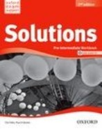 Solutions 2nd Edition Pre-Intermediate Workbook