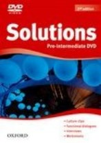 Solutions 2nd Edition Pre-Intermediate DVD