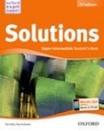 Solutions 2nd Edition Upper-Intermediate Student Book