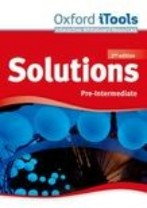 Solutions 2nd Edition Pre-Intermediate iTools