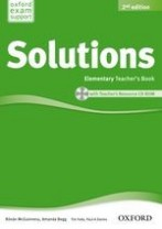 Solutions 2nd Edition Elementary Teacher´s Book