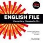 English File Third Edition Elementary Audio CD