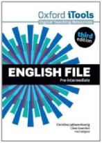English File Third Edition Pre-Intermediate iTools