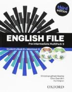 English File Third Edition Pre-Intermediate Multipack B