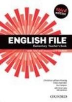 English File Third Edition Elementary Teacher's Book