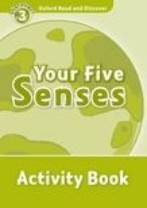 Your Five Senses Activity Book