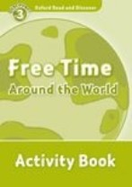 Free Time Around the World Activity Book