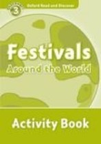 Festivals Around the World Activity Book