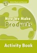 How We Make Products Activity Book