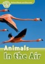 Animals in the Air Activity Book