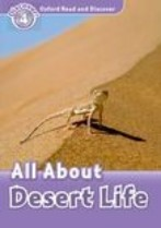 All About Desert Life Activity Book