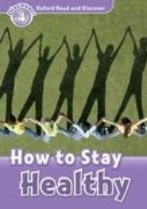 How to Stay Healthy Activity Book