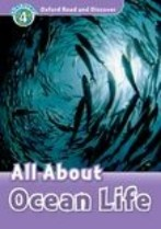 All About Ocean Life + audio-cd