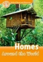 Homes Around the World + audio-cd