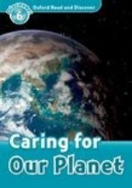Caring For Our Planet + audio-cd