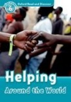 Helping Around the World + audio-cd