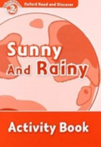 Sunny and Rainy Activity Book