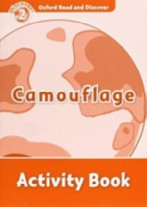 Camouflage Activity Book