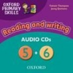 Oxford Primary Skills 5-6 Class Audio CD