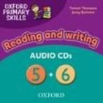 Oxford Primary Skills 5-6 Class Audio CD