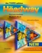 New Headway Pre-Intermediate 3rd Edition Student's Book