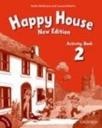 Happy House 2 Activity Book