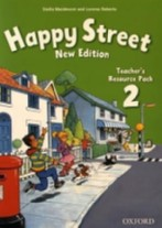 Happy Street 2 Teacher's Resource Pack